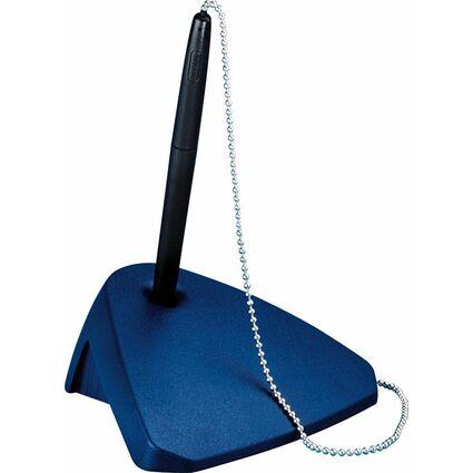 MAUL Kuliständer, Fußmaße: (B)112 x (T)108 x (H)40 mm, blau