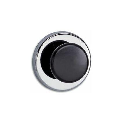 MAUL Kraft-Magnetkopf mit Griffknopf, Durchmesser: 65 mm