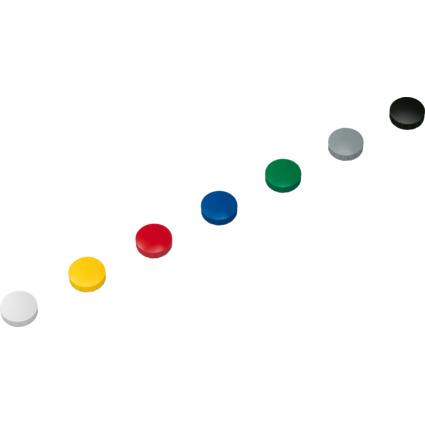 MAUL Haftmagnet MAULsolid, Haftkraft: 0,6 kg, farbig