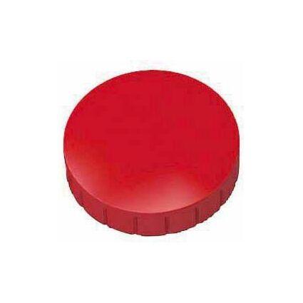 MAUL Haftmagnet MAULsolid, Haftkraft: 0,8 kg, rot