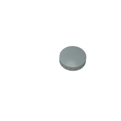 MAUL Haftmagnet MAULsolid, Haftkraft: 0,8 kg, grau