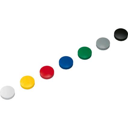 MAUL Haftmagnet MAULsolid, Haftkraft: 0,8 kg, farbig