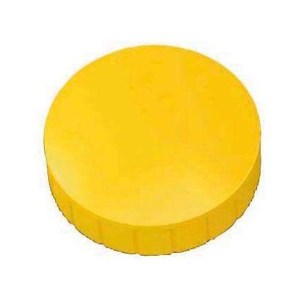 MAUL Haftmagnet MAULsolid, Haftkraft: 1,5 kg, gelb