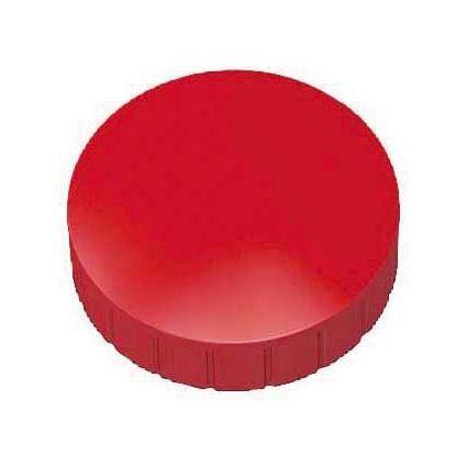 MAUL Haftmagnet MAULsolid, Haftkraft: 1,5 kg, rot