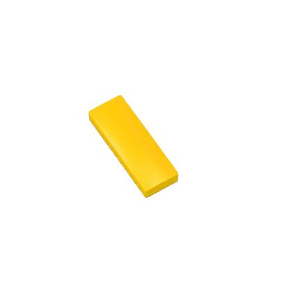 MAUL Haftmagnet MAULsolid, Haftkraft: 1,0 kg, gelb