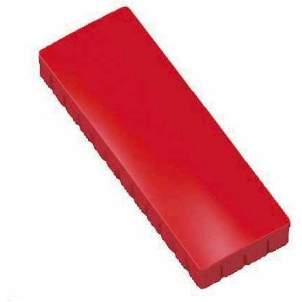 MAUL Haftmagnet MAULsolid, Haftkraft: 1,0 kg, rot