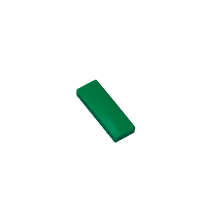 MAUL Haftmagnet MAULsolid, Haftkraft: 1,0 kg, grün