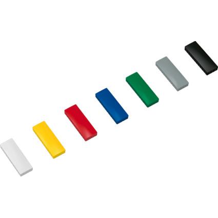 MAUL Haftmagnet MAULsolid, Haftkraft: 1,0 kg, farbig