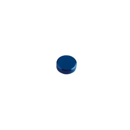 MAUL Haftmagnet MAULpro, Durchm.: 30 mm, Höhe: 10 mm, blau