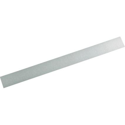 MAUL Ferroleiste Edelstahl, silber, 50 x 1.000 mm