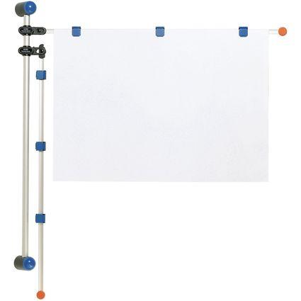 """MAUL Planhalter """"Wandpresenter"""", blau"""