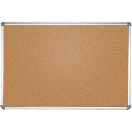 "MAUL Korktafel ""Office"", (B)1.800 x (H)900 mm, grau"