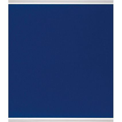"MAUL Textiltafel ""Office"", (B)1.200 x (H)900 mm, blau"