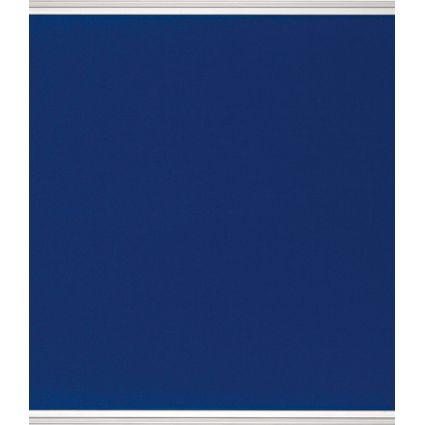 "MAUL Textiltafel ""Office"", (B)1.800 x (H)900 mm, blau"
