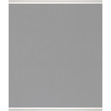 "MAUL Textiltafel ""Office"", (B)1.500 x (H)1.000 mm, grau"