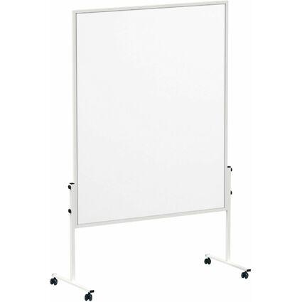 MAUL Moderationstafel solid, 1.500 x 1.200 mm, weiß