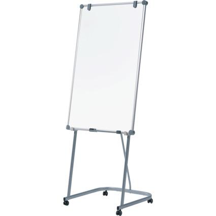 MAUL Mobile Weißwandtafel 2000, (B)750 x (H)1.200, grau