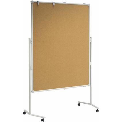 MAUL Moderationstafel professionell, 1.200 x 1.500 mm, Kork