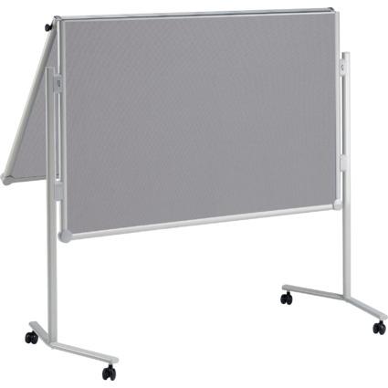 MAUL Moderationstafel professionell, klappbar, grau