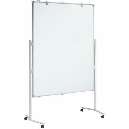 MAUL Moderationstafel professionell, 1.200 x 1.500 mm, Weiß-