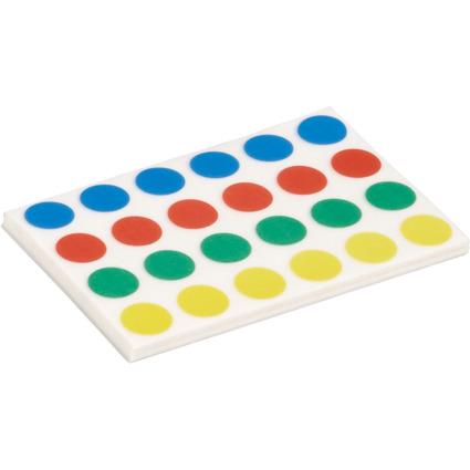 MAUL Klebepunkte/Markierungspunkte, Durchmesser: 15 mm