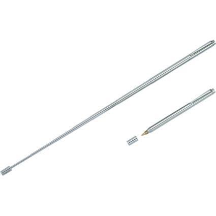 MAUL Teleskop-Kugelschreiber, Länge: 130 mm, verchromt
