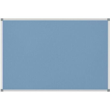 MAUL Textiltafel MAULstandard (B)900 x (H)600 mm, hellblau