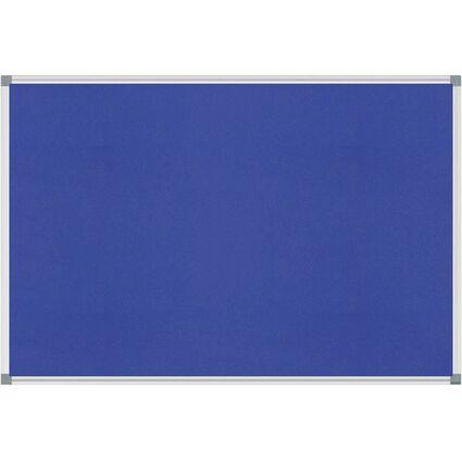 MAUL Textiltafel MAULstandard (B)900 x (H)600 mm, blau