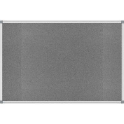MAUL Textiltafel MAULstandard (B)1.200 x (H)900 mm, grau