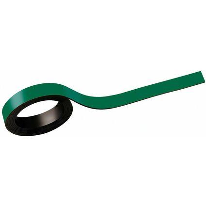 MAUL Magnetstreifen, (B)10 mm x (L)1.000 mm, grün