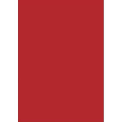 MAUL Magnetbögen, (B)200 x (H)300 mm, rot