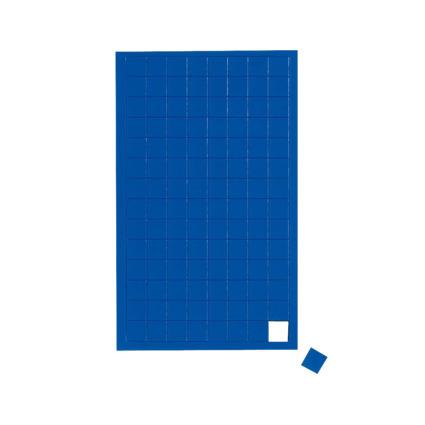 "MAUL Magnetsymbole ""Quadrat"", Maße: 10 x 10 mm, grün"