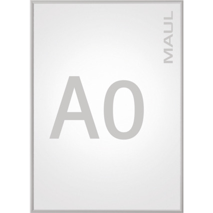 MAUL Plakatrahmen standard, DIN A0 - 825 x 1.173 mm