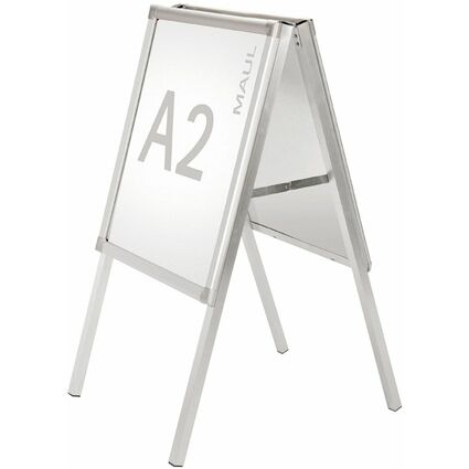 MAUL Kundenstopper, DIN A2 - 400 x 575 mm, 2 Klapprahmen