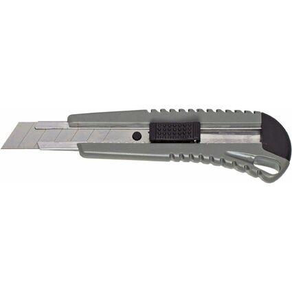 MAUL Cutter basic, 18 mm, mit 2 Ersatzklingen