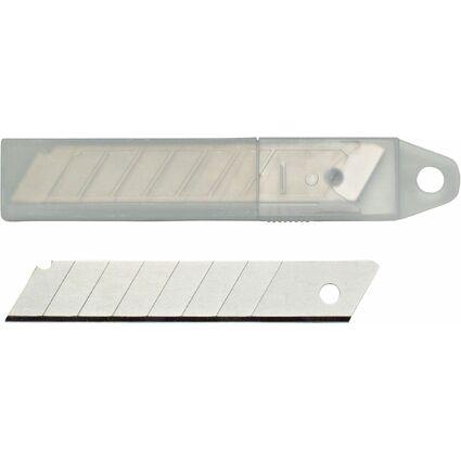 MAUL Ersatzklinge für alle 18 mm Cutter, rostfreier Stahl