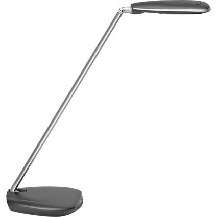 MAUL LED-Tischleuchte MAULpulse colour vario, silber