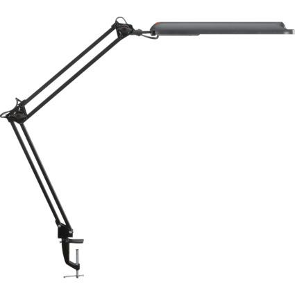MAUL LED-Tischleuchte MAULatlantic, mit Klemmfuß, schwarz