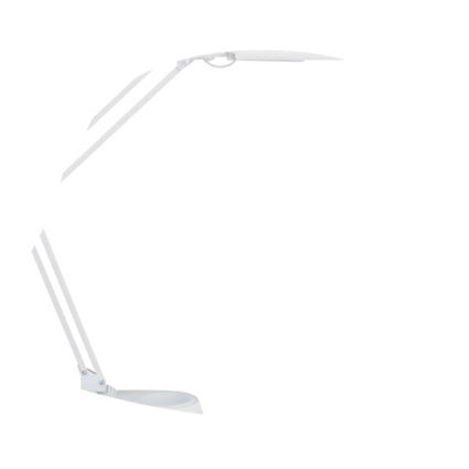 MAUL LED-Tischleuchte MAULatlantic, mit Standfuß, weiß