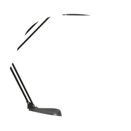 MAUL LED-Tischleuchte MAULatlantic, mit Standfuß, schwarz