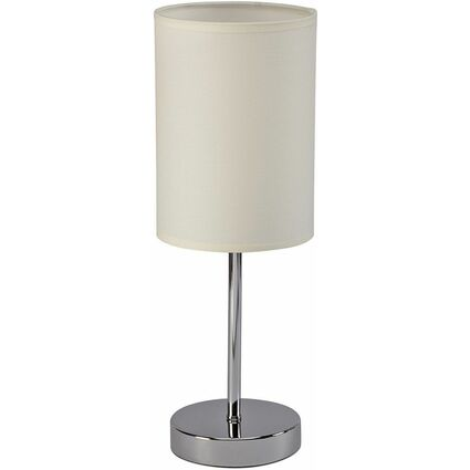 MAUL Energiespar-Tischleuchte MAULcliff, weiß