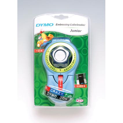 DYMO Prägegerät Junior mit integriertem Kassettenfach
