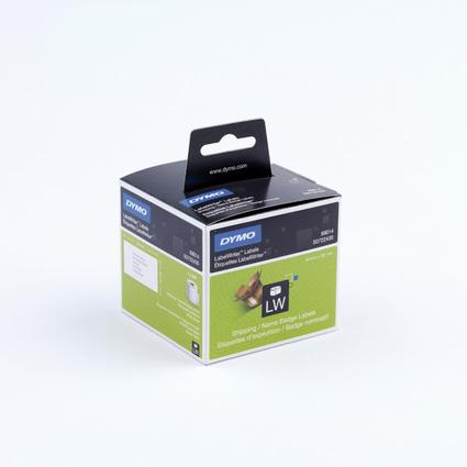 DYMO LabelWriter-Versand-Etiketten, 54 x 101 mm, weiß