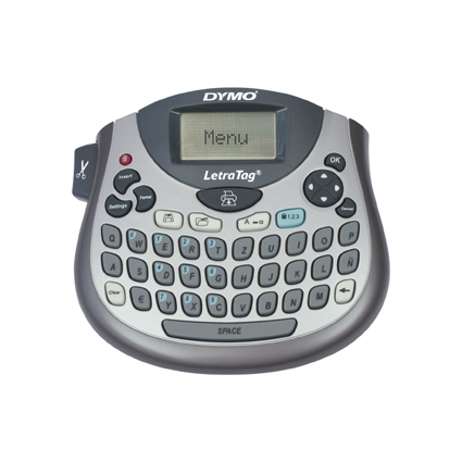 """DYMO Hand-Beschriftungsgerät """"LetraTag LT-100T"""""""