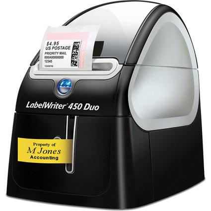 "DYMO Etikettendrucker ""LabelWriter 450 Duo"""