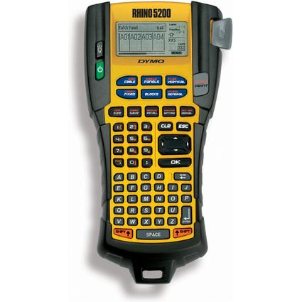 """DYMO Industrie-Beschriftungsgerät """"RHINO 5200"""""""