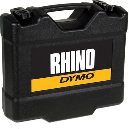 """DYMO Hartschalenkoffer für """"RHINO 5200"""", schwarz"""
