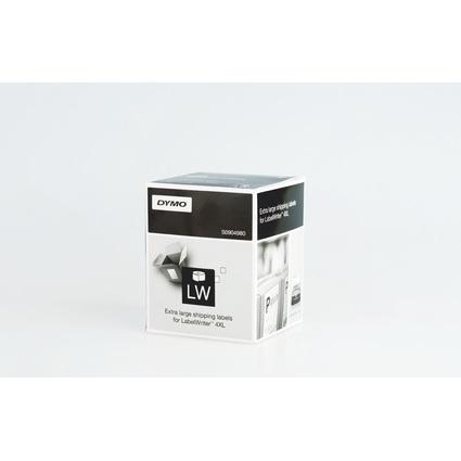 DYMO LabelWriter-Versand-Etiketten, 104 x 159 mm, weiß