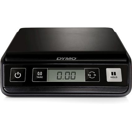 DYMO elektronische Briefwaage M1, Tragkraft: 1 kg, schwarz