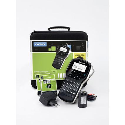 """DYMO Hand-Beschriftungsgerät """"LabelManager 280"""", im Koffer"""